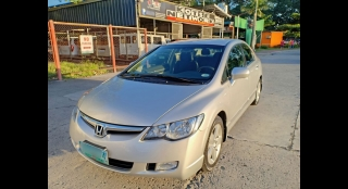 2008 Honda Civic 1.8L AT Gasoline