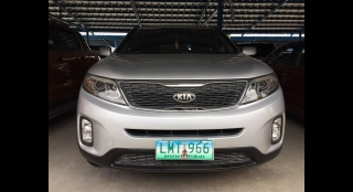 2013 Kia Sorento 2.2 LX 2WD M/T