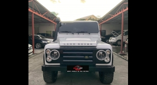 2013 Land Rover Defender 110 SW TDi
