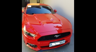 2017 Ford Mustang 2.3L AT Gasoline
