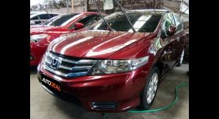 2014 Honda City 1.3L MT Gasoline