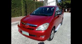2005 Toyota Innova E Diesel MT