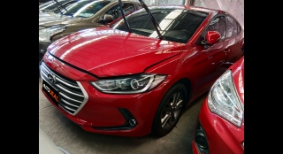 2016 Hyundai Elantra GL AT
