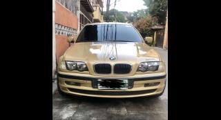 2001 BMW 318i 1.8L AT
