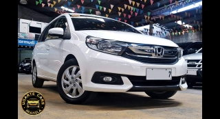 2017 Honda Mobilio 1.5L AT Gasoline