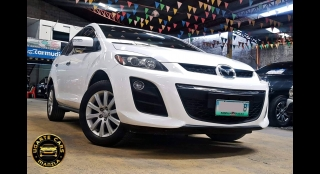 2012 Mazda CX-7 2.5L AT Gasoline