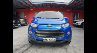 2017 Ford EcoSport 1.5 Titanium AT