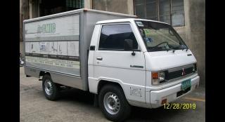 2007 Mitsubishi L300 2.5L MT Diesel
