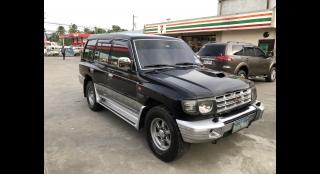 2003 Mitsubishi Pajero Field Master