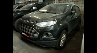 2017 Ford EcoSport Trend AT Diesel