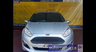 2017 Ford Fiesta Hatchback 1.6L AT Gasoline