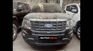 2017 Ford Explorer EcoBoost AT (4X4)