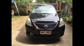 2014 Nissan Almera 1.5L CVT Gasoline