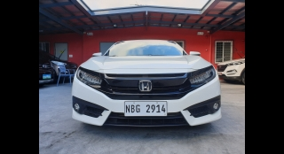 2019 Honda Civic 1.5 RS Turbo CVT