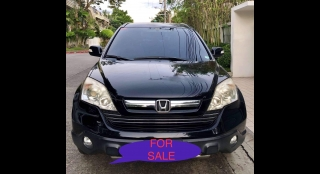 2009 Honda CR-V 2.4L AT Gasoline