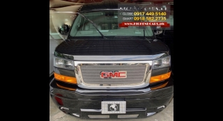 2020 GMC Savana Limited SE 6.0L AT Gasoline