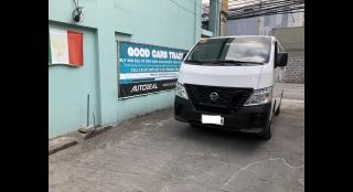 2018 Nissan NV350 Urvan 2.5 18-Seater