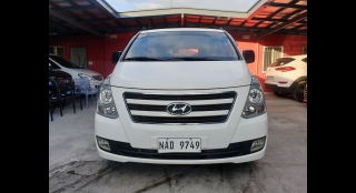 2016 Hyundai Grand Starex AT Diesel