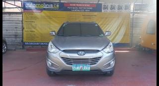 2012 Hyundai Tucson 2.4L AT Diesel