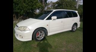 2000 Honda Odyssey 2.0L AT Gasoline