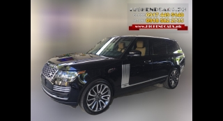 2020 Land Rover Range Rover 5.0L V8 HSE 5.0L AT Gasoline