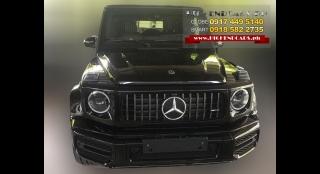 2020 Mercedes-Benz AMG 4.0L AT Gasoline