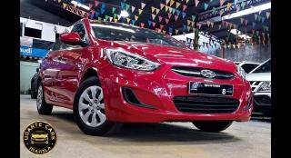 2017 Hyundai Accent GL MT