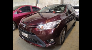 2018 Toyota Vios 1.3L AT Gasoline
