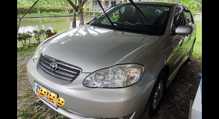 2011 Toyota Corolla Altis 1.6 E AT