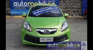 2015 Honda Brio 1.3L AT Gasoline