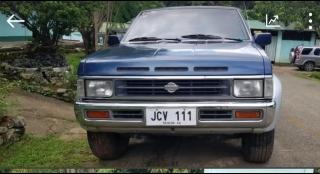 1997 Nissan Terrano 2.7L MT Diesel