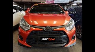 2018 Toyota Wigo 1.0 TRD MT