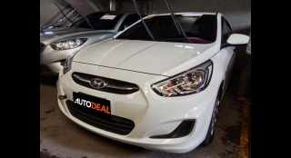 2019 Hyundai Accent Sedan 1.4 GL MT (w/ Airbags)