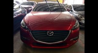 2018 Mazda 3 Sedan SkyActiv V