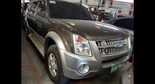 2009 Isuzu Alterra 4X4 3.0L AT Diesel