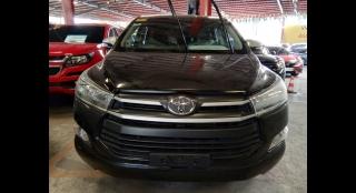 2017 Toyota Innova 2.8 E MT