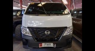 2018 Nissan NV350 Urvan 18-Seater