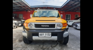2015 Toyota FJ Cruiser 4.0L AT Diesel