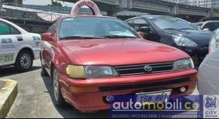 1995 Toyota Corolla 1.3 MT Gasoline