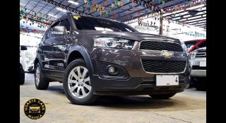 2015 Chevrolet Captiva 2.0 4x2 LS