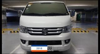 2018 Foton View Transvan 2.8L MT Diesel