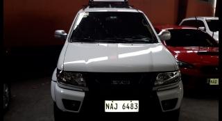 2017 Isuzu Sportivo X 2.5L AT Diesel
