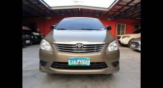 2013 Toyota Innova E Gas AT