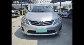 2013 Toyota Corolla Altis 1.6 E MT