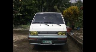 1998 Mitsubishi L300 Versa Van MT Gas