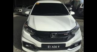 2018 Honda Mobilio 1.5 RS Navi CVT