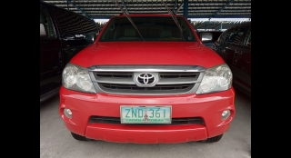 2008 Toyota Fortuner V AT