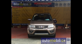 2017 Suzuki Grand Vitara 2.4L AT Gasoline