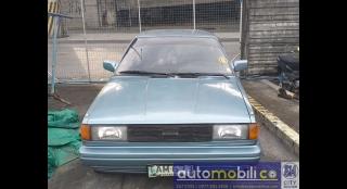 1991 Nissan Sentra 1.6L MT Gasoline