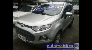 2015 Ford EcoSport Trend MT